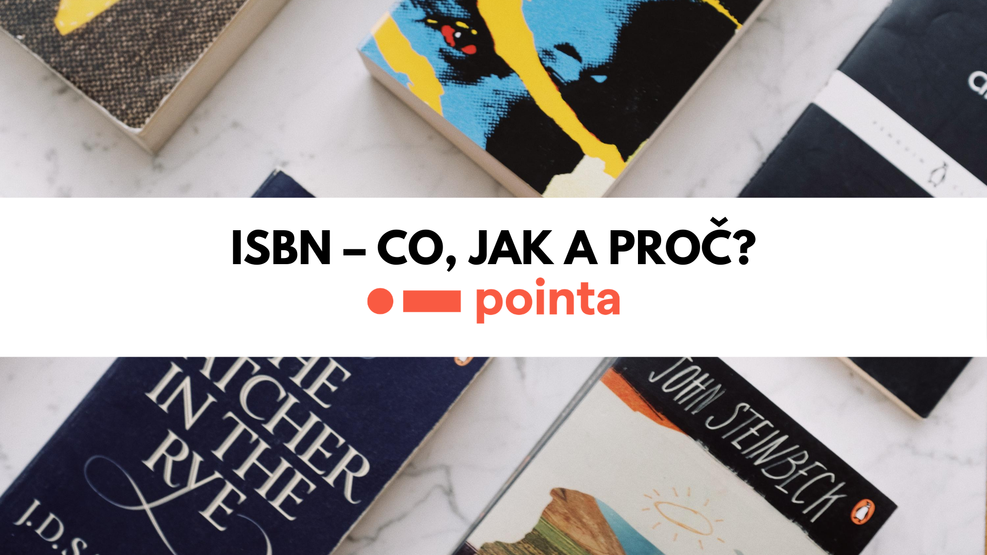 ISBN – co, jak a proč
