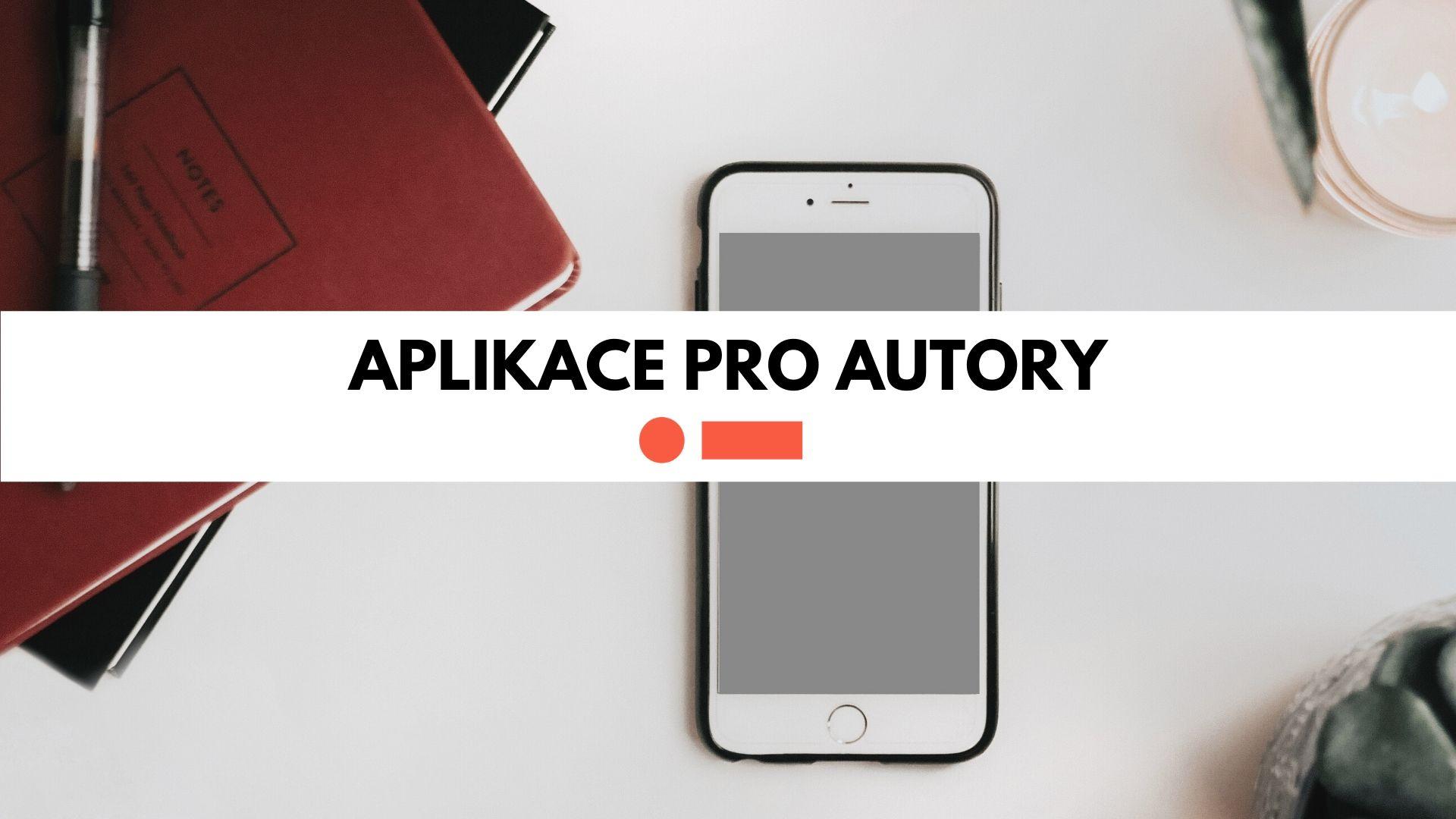 Aplikace pro autory