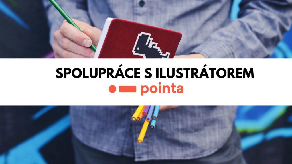 Spolupráce s ilustrátorem