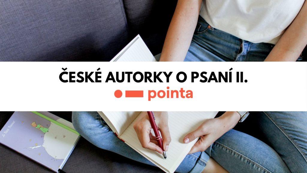 České autorky o psaní