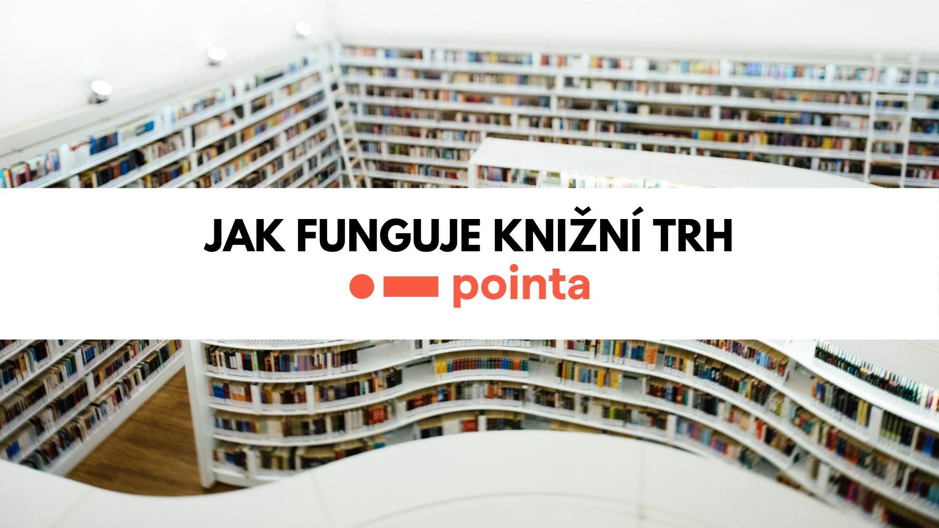 Jak funguje knižní trh